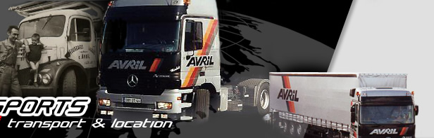 AVRIL TRANSPORTS Transport et location